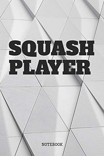 Notebook: My Squash Game Planner...