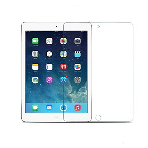 WENAN Screen protector Tempered Glass For Apple IPad 10.2 2020 2019 9.7 2018 2017 Air Air2 4 Pro 10.5 11 2020 Mini 2 3 4 5 7.9 IPad 8 Screen Protector Microsoft Surface (Color : IPad 2 3 4 9.7)