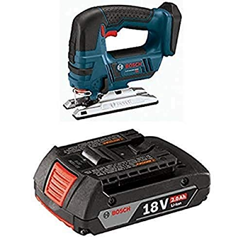 Bosch Bare-Tool JSH180B 18-Volt Lithium-Ion Jig Saw with 2.0 AH battery