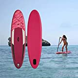WEIFAN Stand Up Paddleboards inflables - Tabla de Sup de 10 pies Stand...