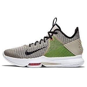 Nike Men's Basketball Shoe, Giallo String Black Volt BRT Crimson White 200, US:5