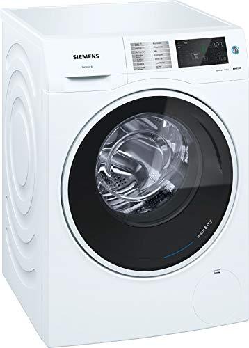 Siemens WD14U510 Waschtrockner/A / 1364 kWh/Jahr / 1400 UpM / 10kg / 25000 L/jahr/Schaumerkennung
