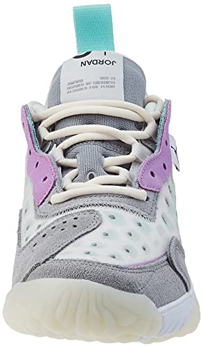 Nike Jordan Delta 2, Zapatillas Deportivas Hombre, Platinum Tint Dk Smoke Grey White, 40.5 EU