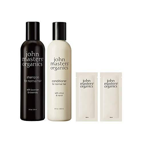 john masters organics(ジョンマスターオーガニック) L&Rシャンプー N + C&Nコンディショナー N
