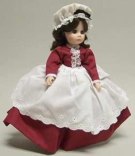 Madame Alexander Marme Doll Little Women Collection Burgundy Dress #1324