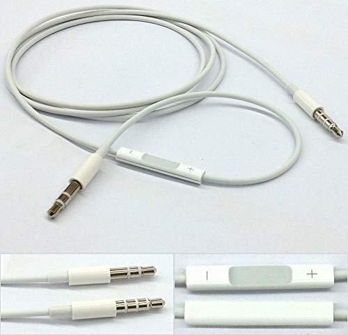 Adaptador de cable auxiliar de coche para Apple iPod Shuffle 3rd 4th,...