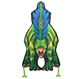 BrainStorm Stegosaurus Rip-Stop Nylon Kite, 49 Inches Tall
