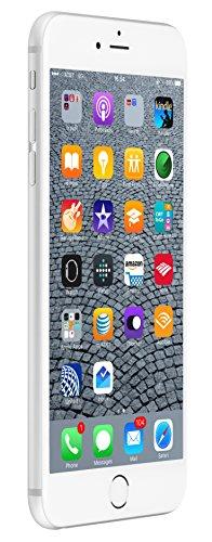 Apple iPhone 6S Plus, 16GB, Silver - Fully Unlocked (Renewed)