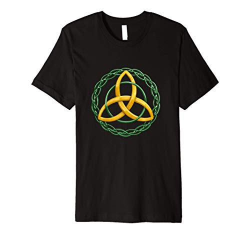Irish Celtic Trinity Knot T-Shirt