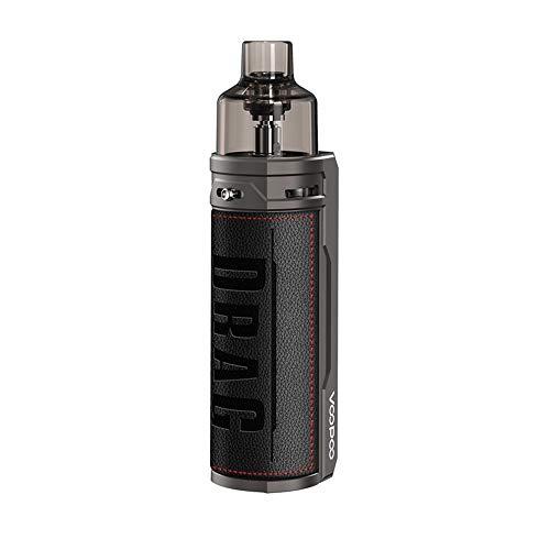 VOOPOO Drag X 80W 4.5ML Kit Complet Cigarette Electronique Kit de démarrage - Sans nicotine ni tabac (Classique)