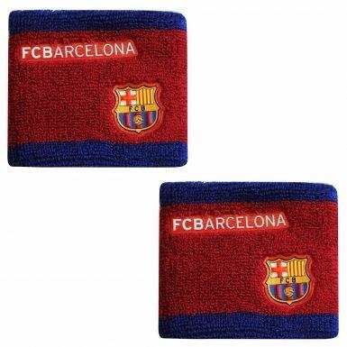 FC Barcelona Wappen Armbänder (Schweißbänder)