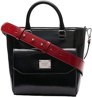 DKNY Women's Medium Leather Satchel Handbag