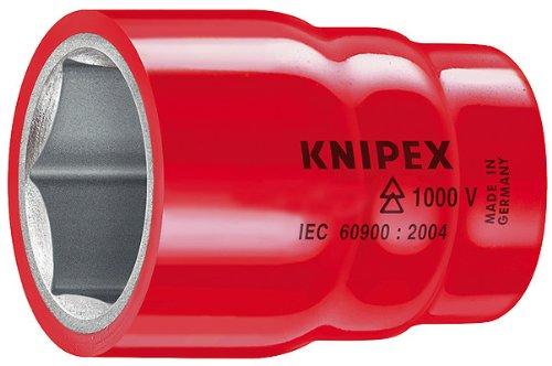 KNIPEX 98 47 14 1/2 14 mm 1000 V aislado hexagonal Socket