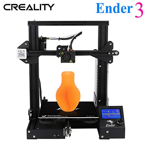 Creality 3D Ender 3 Printer Economic Ender DIY Kits with Resume Printing Function 220x220x250MM