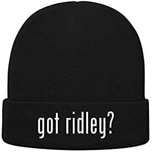One Legging it Around got Ridley? – Soft Adult Beanie Cap