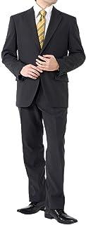 (アウトレットファクトリー)OUTLET FACTORY スーツ メンズスーツ 春夏スーツ ベーシックスタイル ご家庭で洗濯可能なスラックス 4COLOR A体 AB体 BB体2ツボタンビジネススーツ