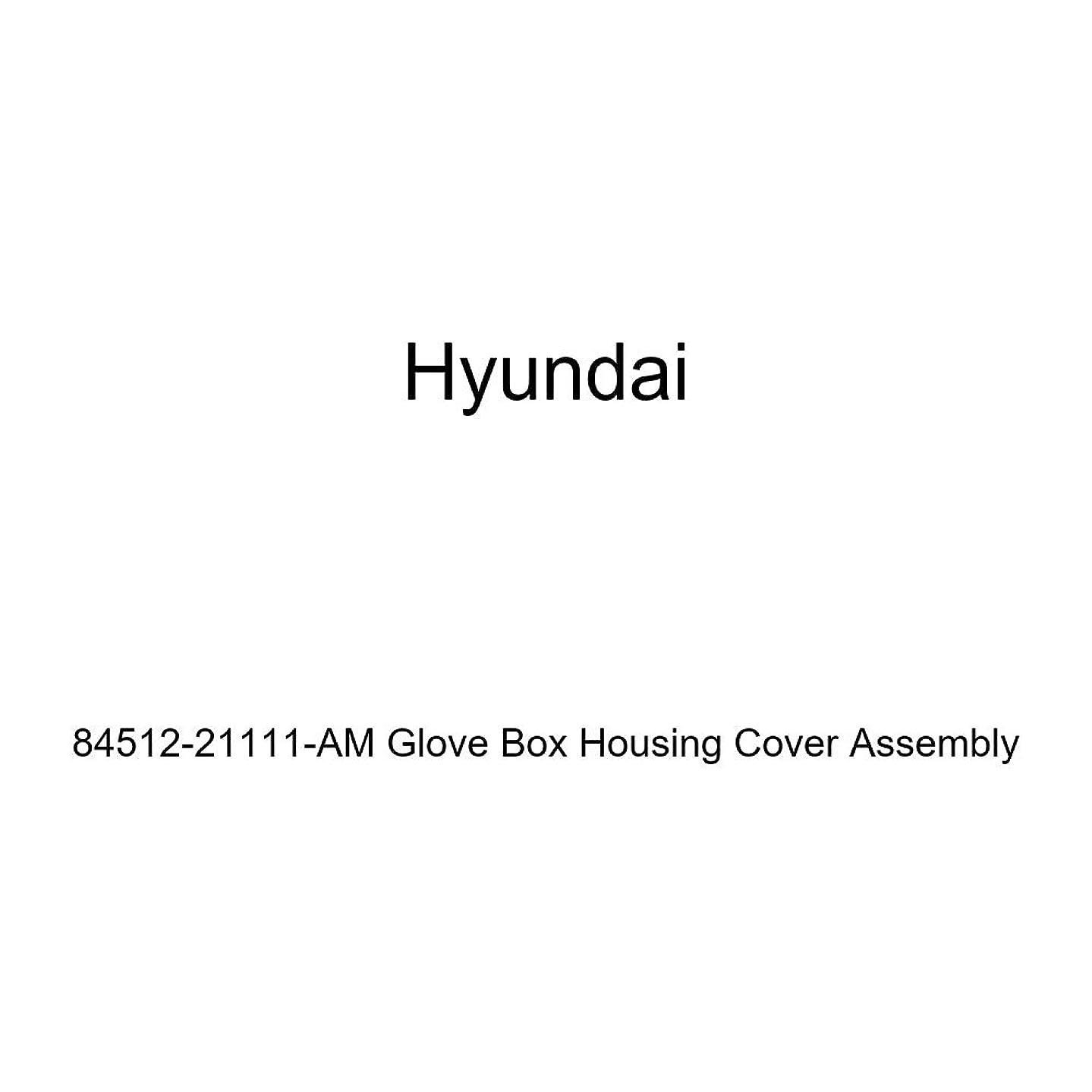Genuine Hyundai 84512-21111-AM Glove Box Housing Cover Assembly