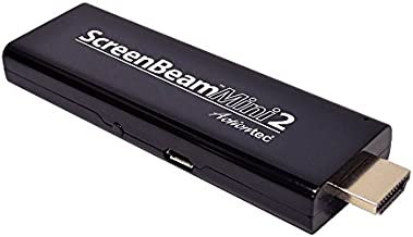 Actiontec ScreenBeam Mini2 Wireless Display Adapter/Receiver (SBWD60A01) with Miracast