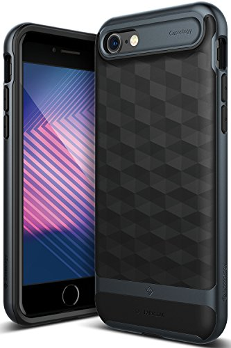 Caseology Parallax for Apple iPhone 8 Case (2017) / for iPhone 7 Case (2016) - Award Winning Design...