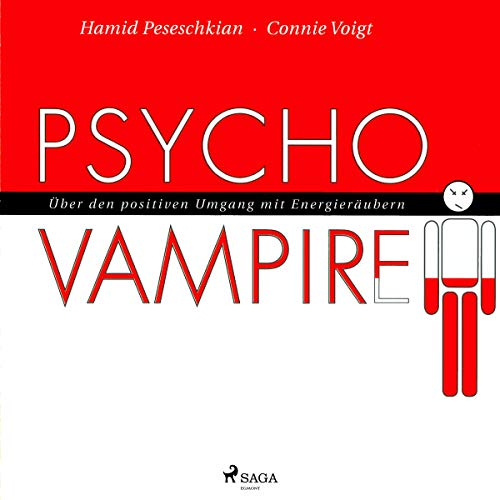 Psychovampire audiobook cover art