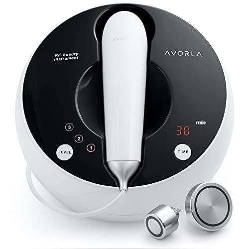 Avorla High Frequency Skin Tightening Machine, Black