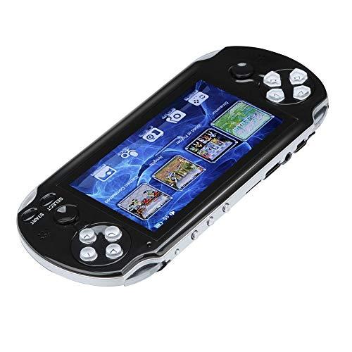 Littleice Game Machine Pap GAMETA 2 Plus 4.3'' Handheld Game Console 64 Bit Video Game Concole Port