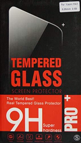 Vernal 1x Schutzglas für Xiaomi Mi Max Glasfolie 9H 2.5D Bildschirmschutzfolie Glass Premium Tempered Glass Protection