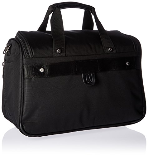 Travelpro Luggage Crew 11 15' Carry-on Under Seat Tote Bag, Black
