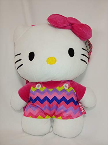Sanrio Hello Kitty Travel Plush Doll Backpack Pillow Pal for Girls Toddlers