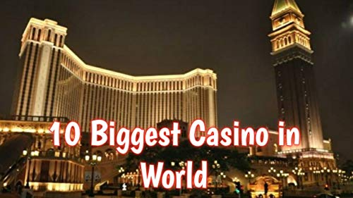 10 Biggest Casinos in World: This e-book shows the top 10 casinos details and their gaming facilities. (English Edition)