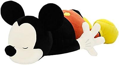 りぶはあと 抱き枕 ディズニー モチハグ ミッキーマウス Mサイズ (全長約60cm) ふわふわ もちもち 50011-01
