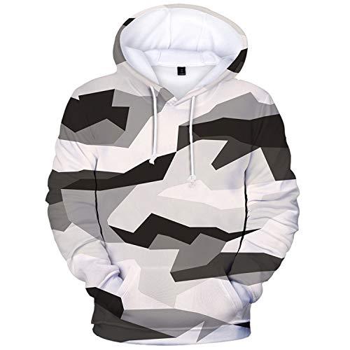 BAGFP Hoodie Pullover 2020 3D Digitaldruck Kapuzenpullover Cosplay Tarnhemd Paar Baseball Uniform Frauen S-4Xl