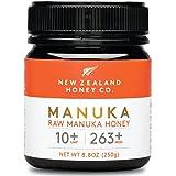 New Zealand Honey Co. Miele di Manuka MGO 263+ / UMF 10+ | Attivo e lordo | Prodotto...