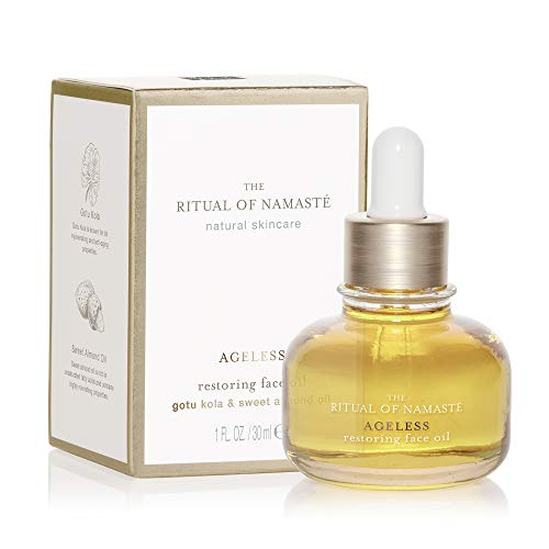 RITUALS The Ritual of Namasté Anti-Aging Nachtcreme zum Wiederbefüllen, Glow Kollektion, 50 ml