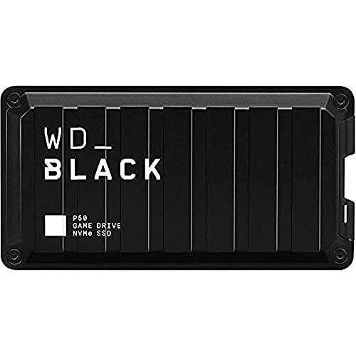 SanDisk WD_BLACK P50 1 TB Game Bild