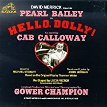 Hello, Dolly! 1967 Broadway Cast