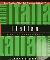 Italian: A Self-Teaching Guide (Wiley Self-Teaching Guides)