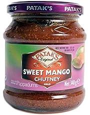 Pataks   Mango Chutney   6 x 340g
