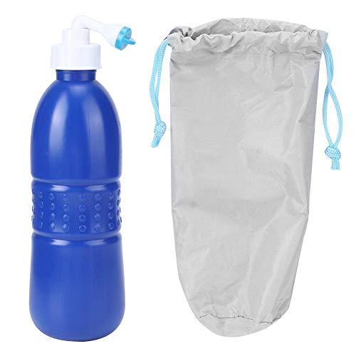 Peri Bottle Pink Portable Handheld Personal Hygiene Refresher Toilet Butt Cleaner Travel Bidet Spray Bottle for Home Hotel Office