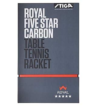 Stiga Royal 5-Star Carbon