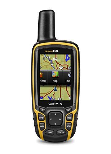 Garmin - GPSMAP 64 - GPS de randonnée - Jaune (Reconditionné Certifié)