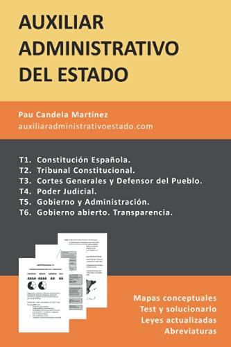 AUXILIAR ADMINISTRATIVO DEL ESTADO: Edición 2020