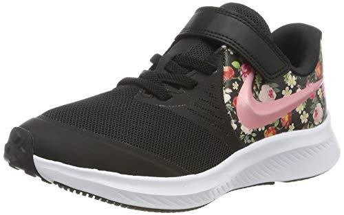 zapatillas nike negras niña 35