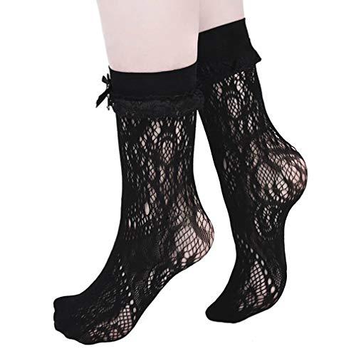 Killstar Spitze Socken - Amora