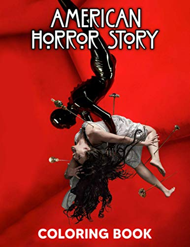 American Horror Story Coloring Book: Amazing...