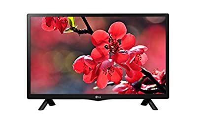 """LG 24MT48 24"""" Multi System LED TV, Slim with PC Input & Free HDMI Cable, 110-240V"""