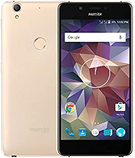 Mobile phone PARTNER PS2, 3GB+16GB, 20MP Back Camera, Fingerprint Identification, 5.5 inch Android 5.1 Qualcomm Snapdragon MSM8939 Octa Core, Network: 4G (Black) taizhan (Color : Gold)