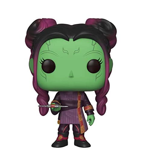 Funko 35774 Pop Bobble: Marvel: Infinity War S2: Young Gamora W/Dagger