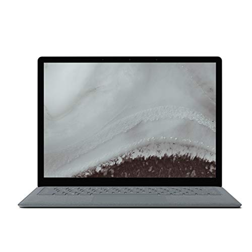 "Microsoft Surface Laptop - Portátil ultrafino de 13.5"" Pixelsense (Intel Core i5 7ª Gen, 4 GB RAM, 128 GB SSD, Intel HD Graphics 620, Windows 10S + Office 365) color Platino - Teclado QWERTY español"