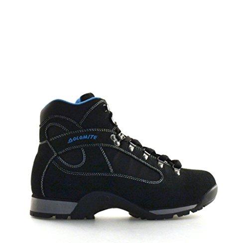 Dolomite Men's Hawk Pro Jet Black Suede Hiking Boot 5.5